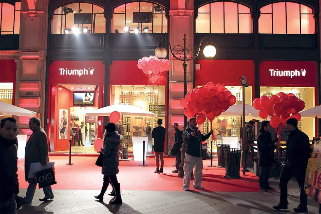 Progettazione interni negozi e spazi commerciali essence for Progettazione spazi interni