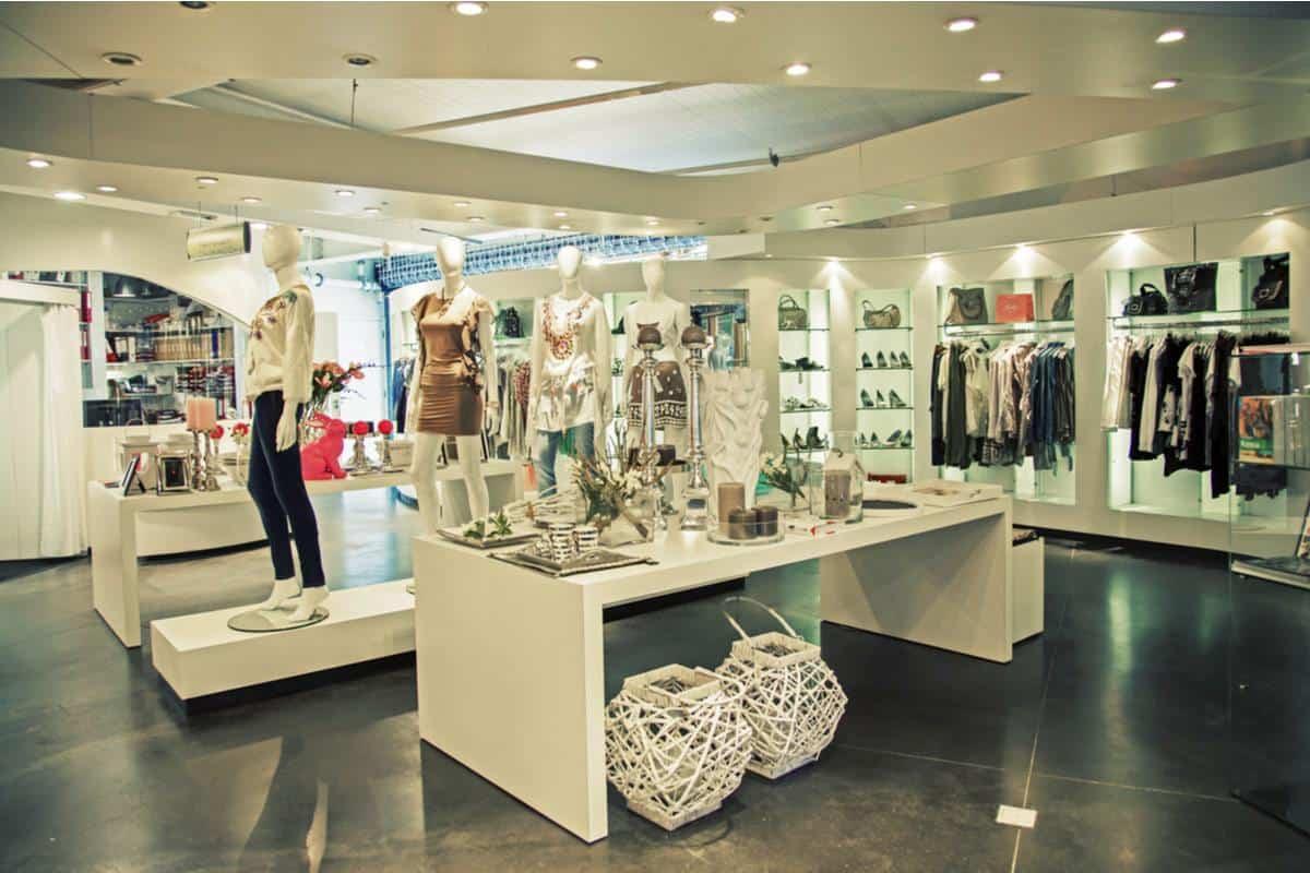 Ristrutturare negozio