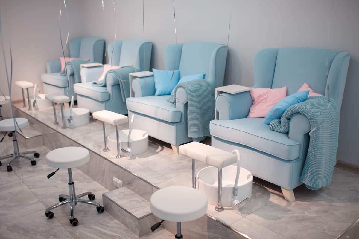 arredamento centro estetico- essence interiors