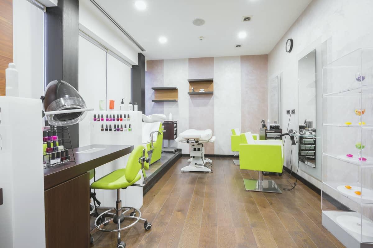 progettazione centro estetico - essence interiors