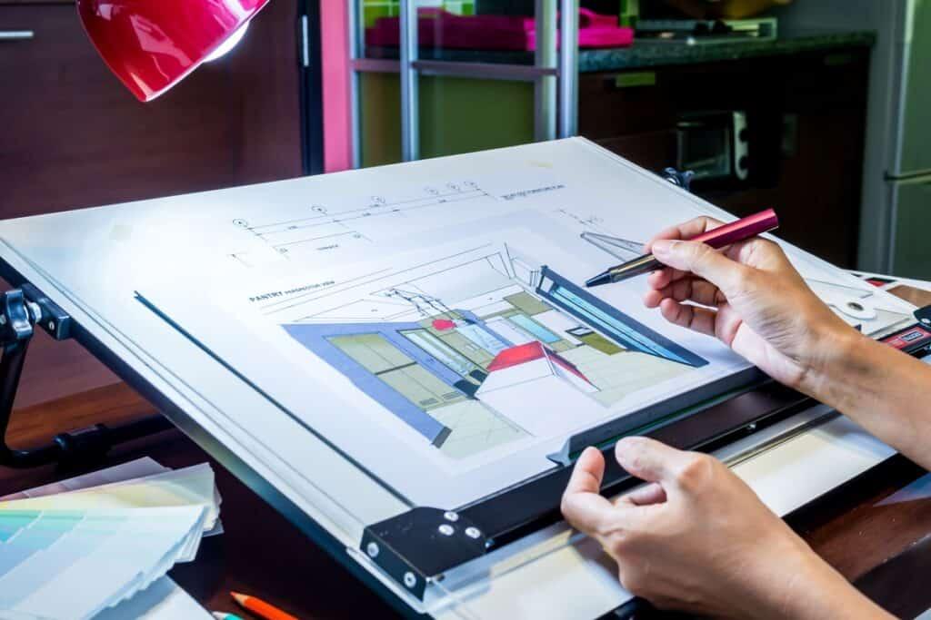 Interior designer cosa fa