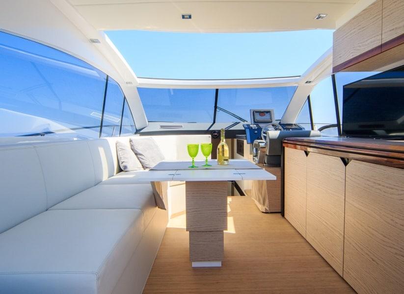 Progettazione di interni e ristrutturazione yacth di lusso - essence interior