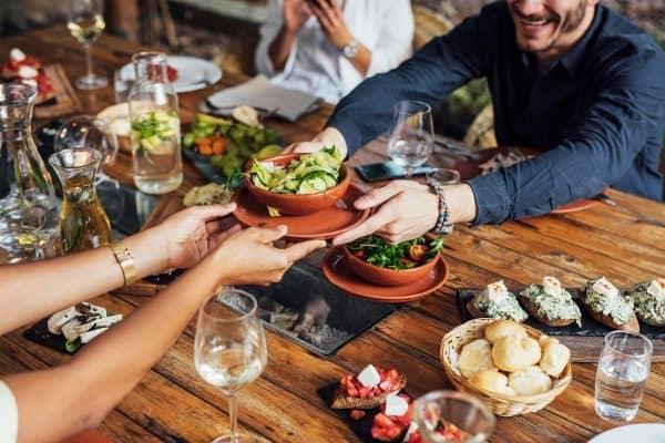 Aprire ristorante vegano