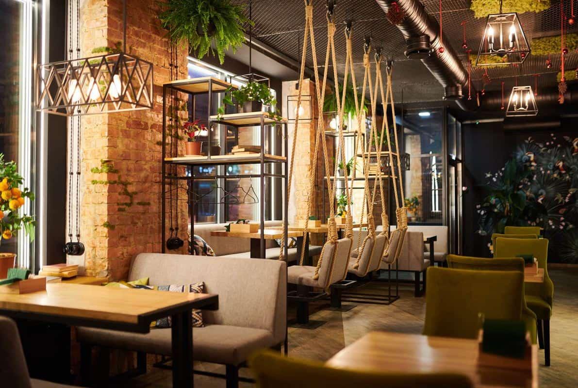 arredamento e progettazione ristorante