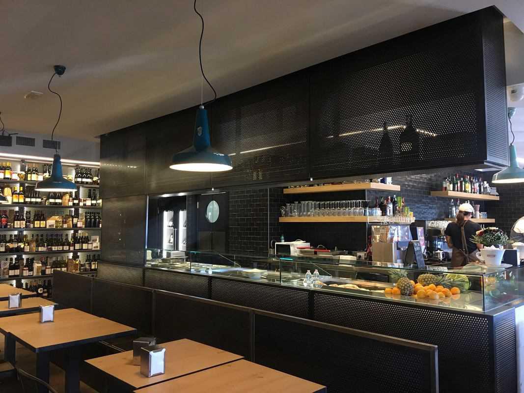 progettazione e arredamenti ristoranti