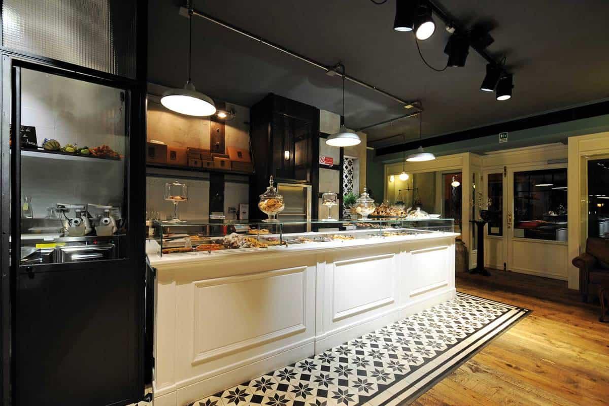 progettazione e arredamento interni bar ristoranti e bistrot